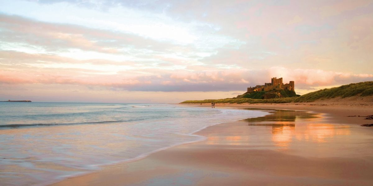 Beautiful Beaches on Northumberland Heritage Coast