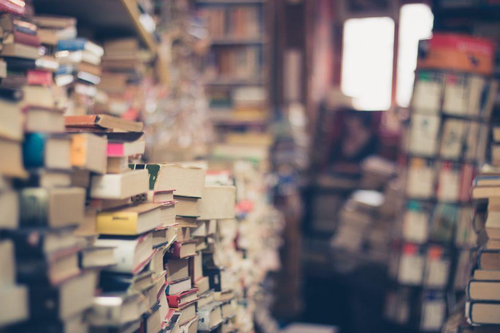 Book shop Alnwick