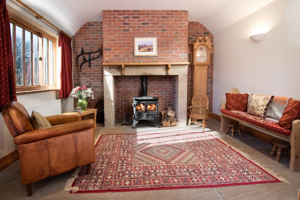barley mill living room